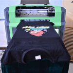 Glass Ceramic Leather Wood Metal Canvas Printing Machine in Greece