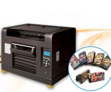 China Large Format A1 Size 7880 LED UV Flatbed Printer in Liberia