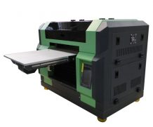 High Speed Large UV Printing Machine for Ceramic, Metal and Glass in Paraguay