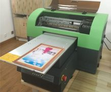 China Best Quality A1 7880 LED UV Flatbed Printer in Istanbul