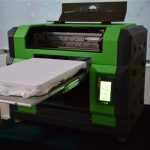 Best quality A3 dx5 head WER-E2000UV printer for hard material printing