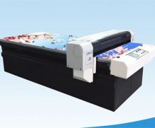 UV Curing Large UV Printer Ricoh Gen 5 (2.5m*1.22m) with Good Printing Effect in Portugal