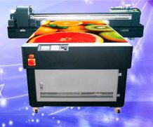 Ce Certificate Wer China A2 4880 UV Flatbed Printer in Bahamas