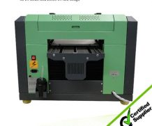 High Speed New Hot Selling A1 Dual Head UV Printer for Ceramic, Glass, Plastic in Lisbon