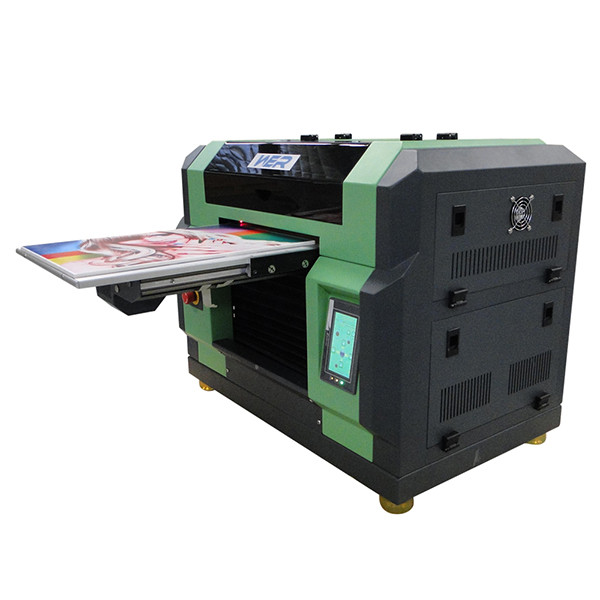 Ce Approved A2 UV Flatbed Printer for Glass and Wood in Cape Town