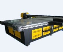 Konica Docan Fr3210 Large UV Glass Printer with Good Printing Effect in Singapore