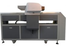 Docan Large Format Vinly UV Hybrid Printer with Ricoh Gen5 Printhead in Nepal