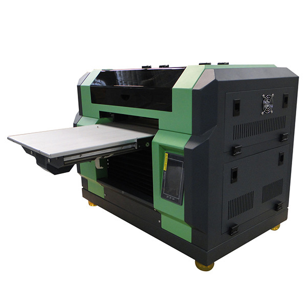 A2 Double Dx5 Head High Speed Glass and Metel UV Printer in Burundi