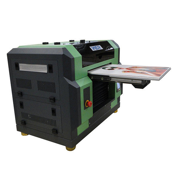 A2 Color Pen UV-LED Flatbed Printing Machine in Egypt