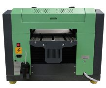 Large Flated Konica 1024 UV Printer with Good Printing Effect in Gabon