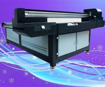 8 Colors Big Volume Production High Speed Industrial UV Printer, in Turkey