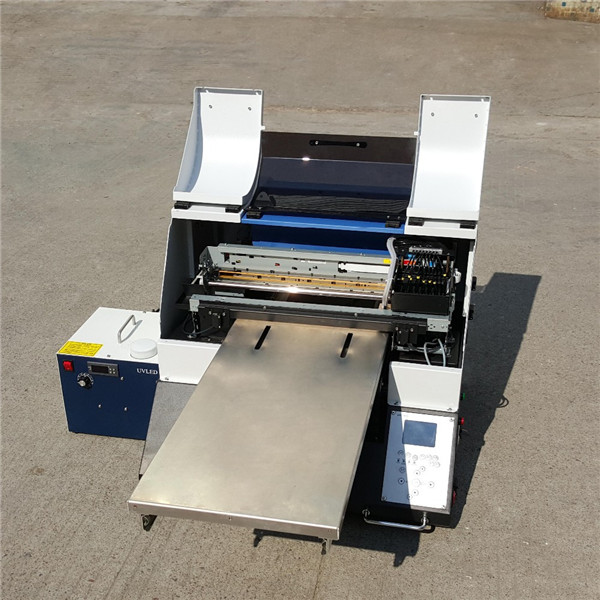 A1 Double Dx5 Head Multicolor UV Flatbed Printer in Moscow