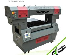 CE and ISO Approved Inkjet UV Hybrid Flatbed Printer in Belgium