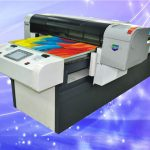 2016 top-sale 8 color cmyk ww clear clear a3 uv flatbed printer