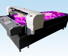Glass Printing Machine Docan UV Printer with Ricoh Gen Printhead in Croatia
