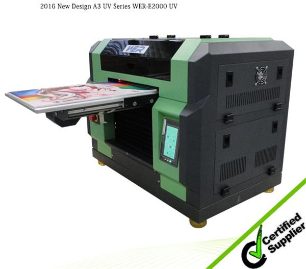 1.8m Roll to Roll and Flabted Printer UV Printer in France