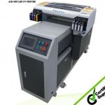 2016 New Design A2 Dual Head High Speed UV Printer Acrylic in Chad