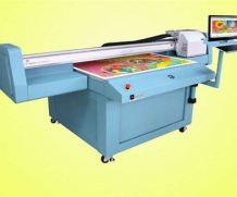Wer 900*600mm UV LED Printing and Laser Cutting Machine for Acrylic in Azerbaijan