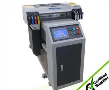 Shanghai Wer 4800 Digital UV Card Printing Machine in Sierra Leone