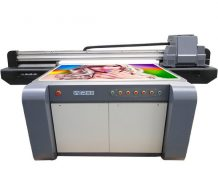5.2m Wide Large Docan UV Printer with Ricoh Printhead in Ecuador
