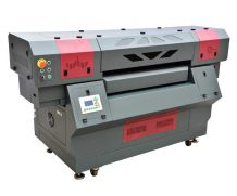 China Manufactor A2 4880 UV Flatbed Printer in Czech Republic