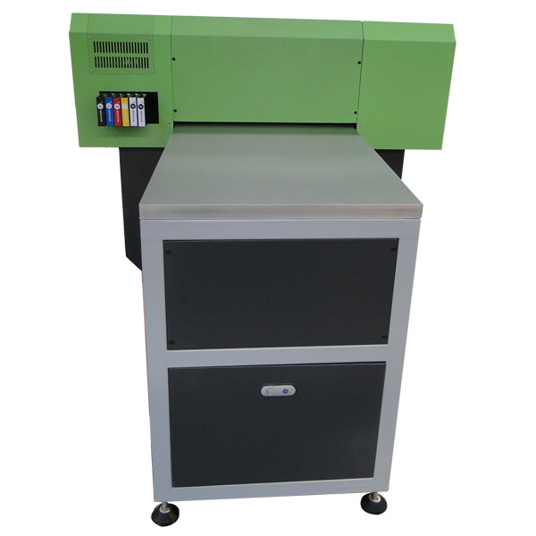 UV Curing Large UV Printer Ricoh Gen 5 (2.5m*1.22m) with Good Printing Effect in Ghana