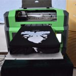 2016 new design 1.8m soft film uv led belt printer