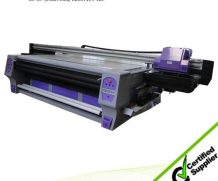 SGS Approved Large Format A0 LED UV Flatbed Printer for PVC Foam Board in Luxembourg