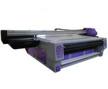 Glass Large Format Flatbed UV Printer with Big Printing Size (3.05m*2.0m) in Bulgaria