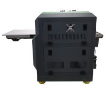 Glass Ceramic Leather Wood Metal Canvas Printing Machine in India
