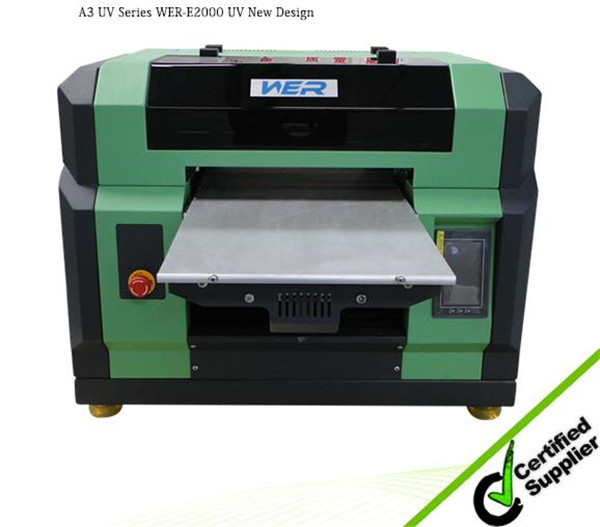 60*150cm Embossed Printing A1 Double Dx5 Head Flatbed UV Printer in