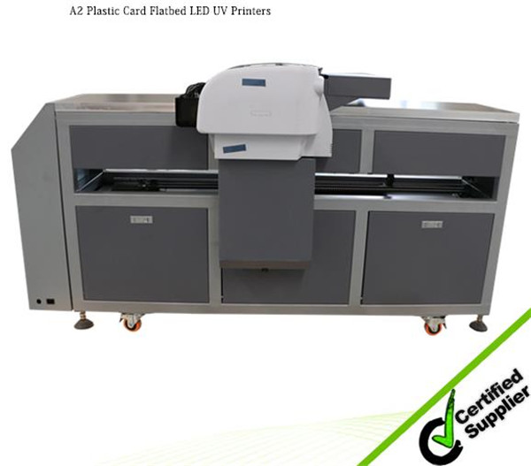 Hot Selling A4 Small Flatbed UV Printer