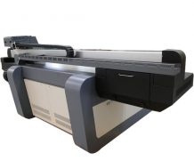 3.2m Wide Docan UV Hybrid Printer with Good Ricoh Printhead in Zambia