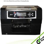 UV LED Flatbed Printer with Two Dx5 Heads for Wood and Metal in Pretoria