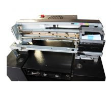 Wer 90*60cm LED UV Flatbed Printer with 280mm Printing Height in Nigeria