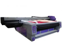Docan Small Size Ricoh Gen 5 UV Flatbed Printer with Good Printing Effect in Calcutta
