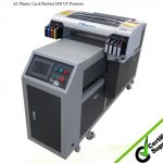 Docan Small Size Ricoh Gen 5 UV Flatbed Printer with Good Printing Effect in Honduras