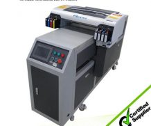 Docan PVC Vinyl UV Flatbed Printer with Roll to Roll in Armenia