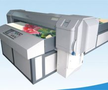Large Format Docan UV Roll to Roll Printer with Ricoh Printhead for Banner Printing in Malta