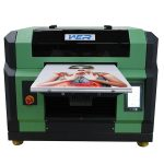 Best uv flatbed printer a4 business pvc id card Small digital printing machines in china