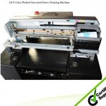 8 Colors Big Volume Production High Speed Industrial UV Printer, in Sweden
