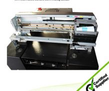 Large Flated Konica 1024 UV Printer with Good Printing Effect in Costa Rica