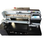 Hot Selling Large Format UV Flatbed Ricoh Printhead for Glass Printing in Slovenia