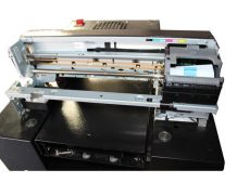 Wer-ED2514 CE ISO Approved High Quality, Big Format Glass Printer Machine in Jakarta