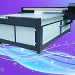 A2 Double Dx5 Head High Speed Glass and Metel UV Printer in Botswana