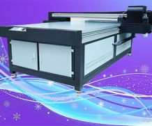 Large Flated Konica 1024 UV Printer with Good Printing Effect in Adelaide