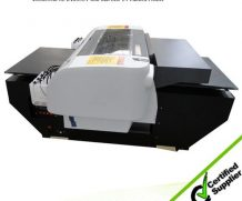 New Model Wer-R230d A4 Uncoated 6 Colors UV Printer in Maldives