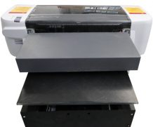 1.2m*2.5m Printing Size UV Printer with Roll to Roll and Sheet to Sheet Function in Birmingham