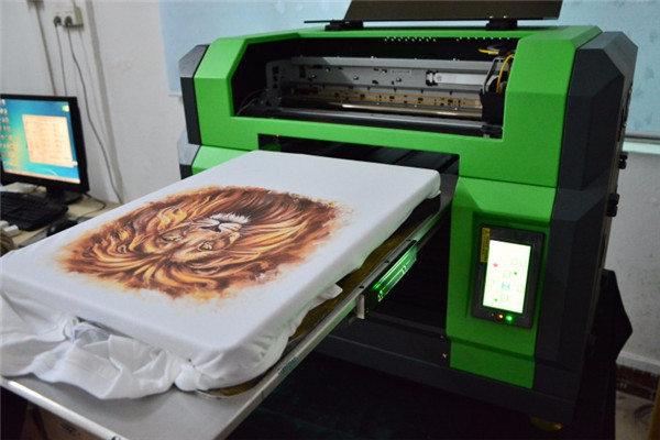 2016 best sell A4 uv flatbed printer