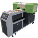 CE Certificated A2 Jet Mini LED-UV Flatbed Printer for Glass in Guatemala